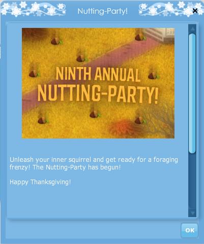 nuttingparty