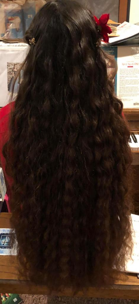 VFK Hair Match IRL (Real Hair) - Miss Clue Post