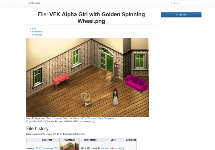Alpha Testing Room1