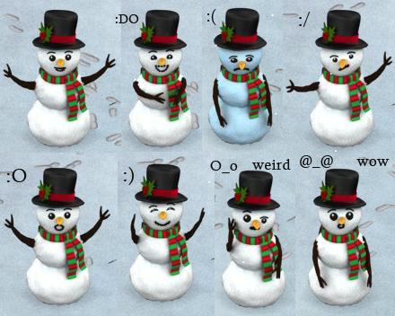 snowmanmagicinuse