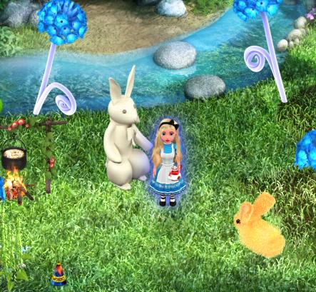 Alice In Groovy Wonderland 7