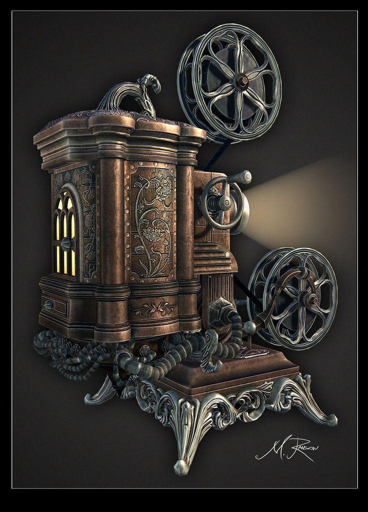Suggest_STEAMPUNK_Projector 2