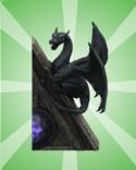 Dragon Castle - Gateway Stone - Left