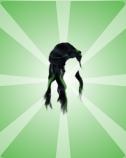 Dragon Hair - Black Emerald