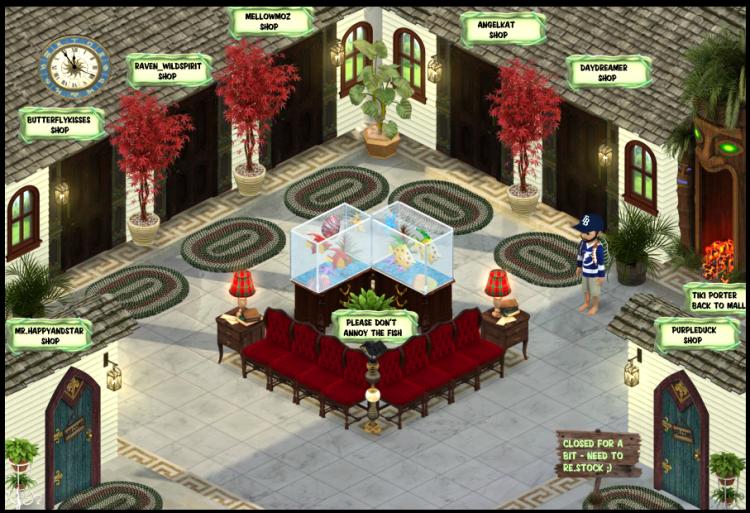 Kat's Expansion Area
