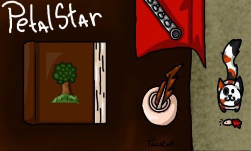 TacoCatSignaturePetalStar
