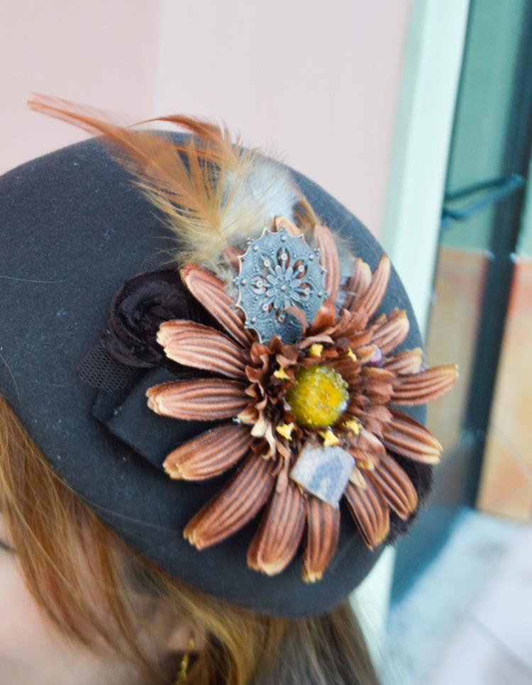 Fall bonnet