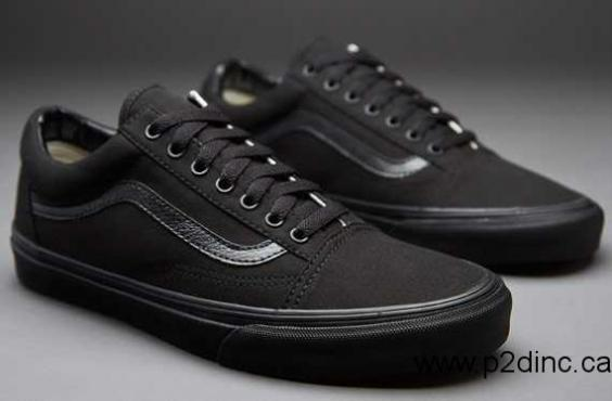 2017-Shop-Mens-Vans-Old-Skool-BlackBlack-Shoes-Canada