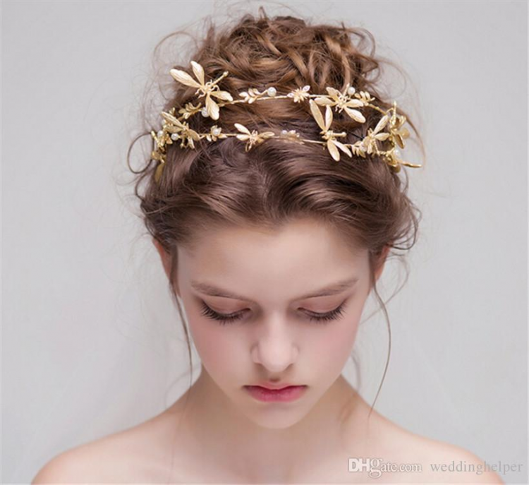 Dragonfly crown
