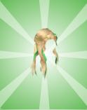 Dragon hair - Blonde