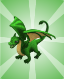 Dragon Buddy - Green