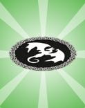 Dragon Castle - Circle Rug
