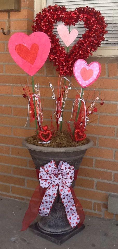 Valentine Tree Urn etc