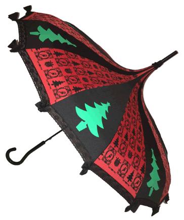 christmasumbrella