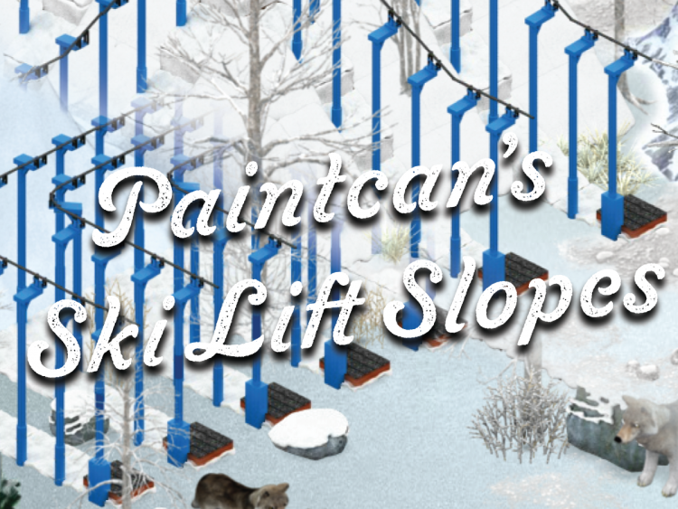 Ski Lift Secret Slope-01