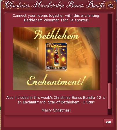 Christmas Membership 2nd Bundle Bonus 3
