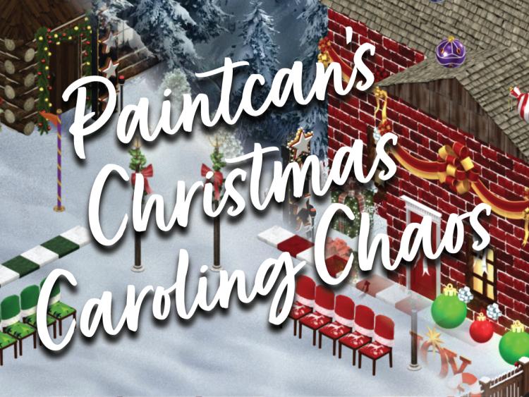 Christmas Caroling Chaos-01
