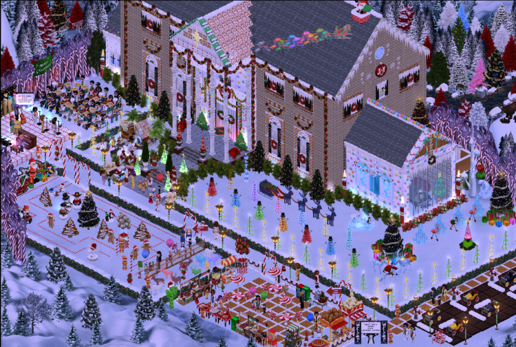 Mamasama's Graceland's Annual Elvis Christmas Festival