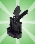 Gothic Dragon Fountain