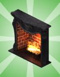 Dragon Castle - Fireplace