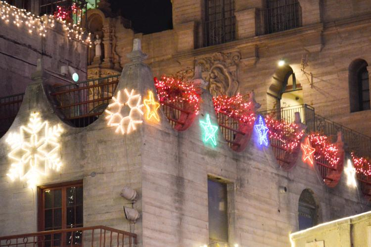 FESTIVAL OF LIGHTS MISSION 6