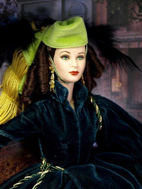 Vivien Leigh - Scarlett O Hara - Doll