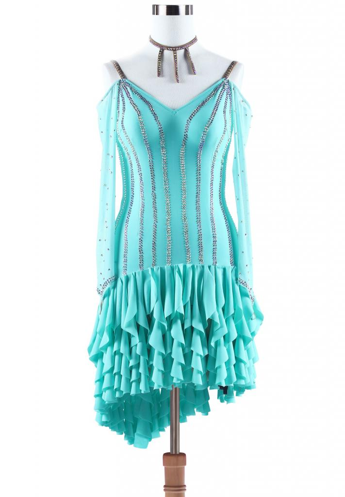 Asymmetric-Ruffle-Fringe-Latin-Rhythm-Dress-L5282-b