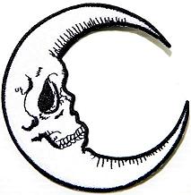crescentmoonskullface