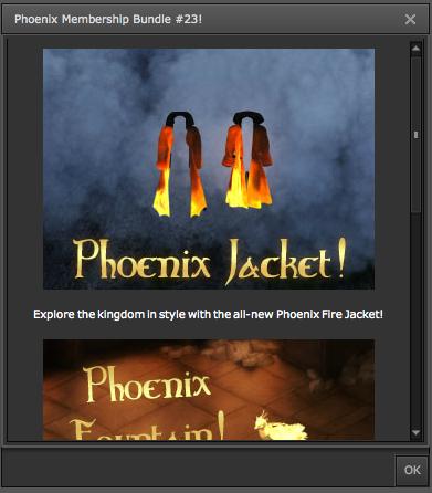 Phoenix Jacket