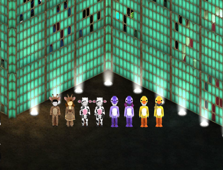 VFK 00000 a costumes