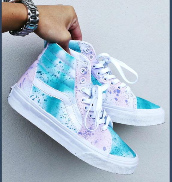 vtebqj-l-610x610-shoes-spraypainted-high+sneaker-white+shoes-purple-splatter+paint-sk8+hi