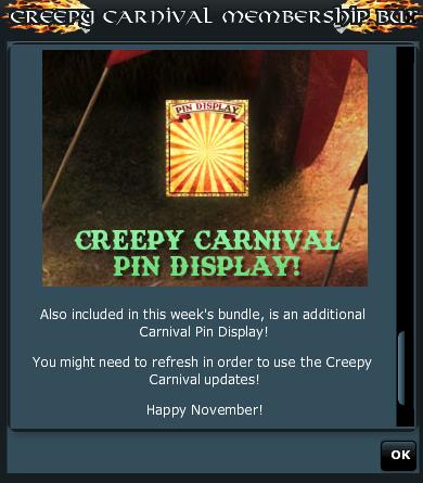 5th Bundle Creepy Carnival 5