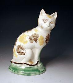 14bc76161ae07b9c54e6515c53c8940d--antique-pottery-white-cats