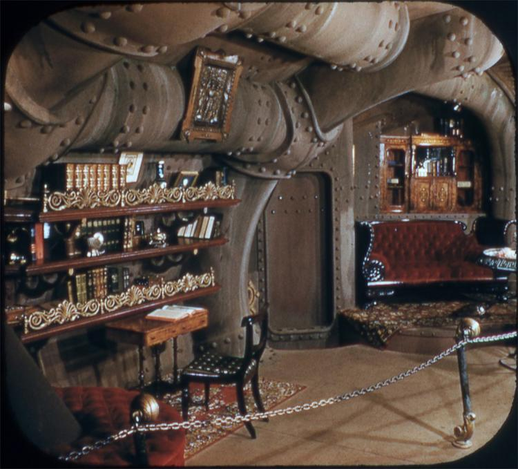 Suggest_STEAMPUNK_BED CHAMBER