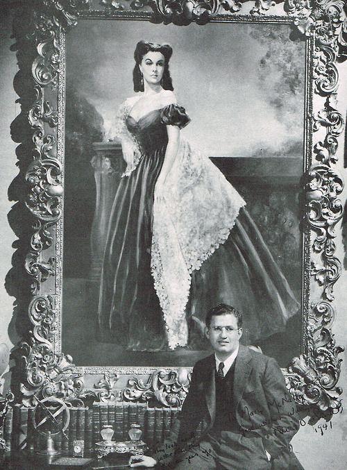 Scarlett O'Hara's Portrait