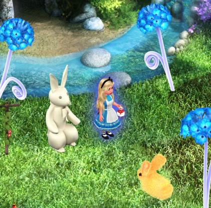 Alice In Groovy Wonderland 9