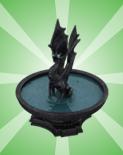 Dragon Castle Fountain