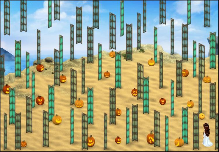 Pumpkins and Glass