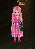 2019-10-09 - pink dorothy