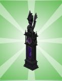 Dragon Castle Clock