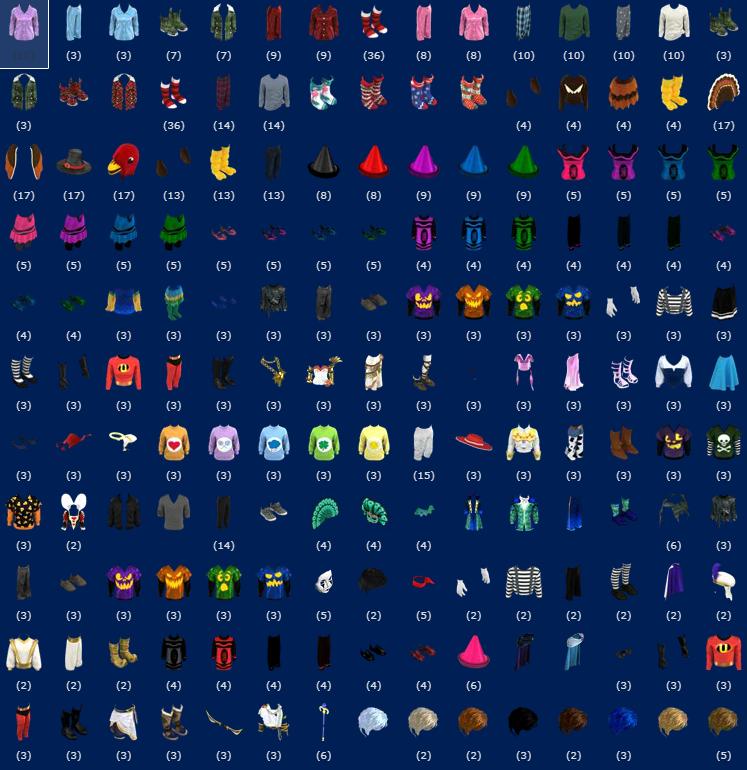 Trading - Clothing(2)