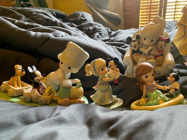 Disney figurines 3
