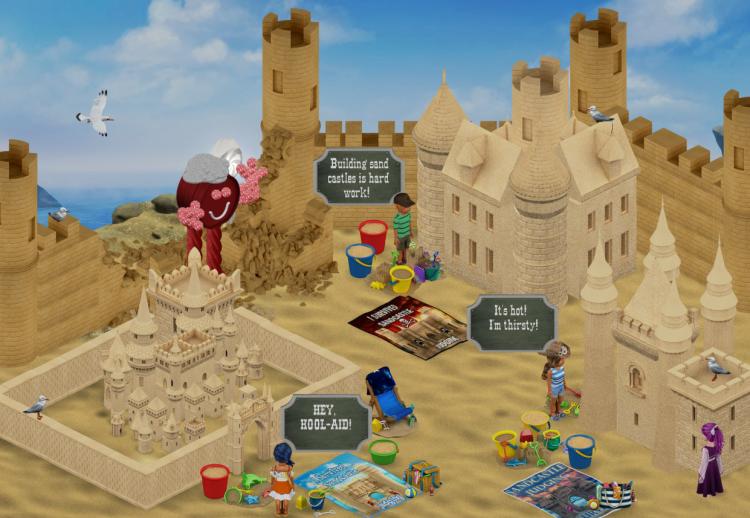 Janika - Hey, Kool-Aid! - 2020 Sand Castle Competition