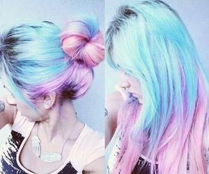 superthumb cotton candy hair
