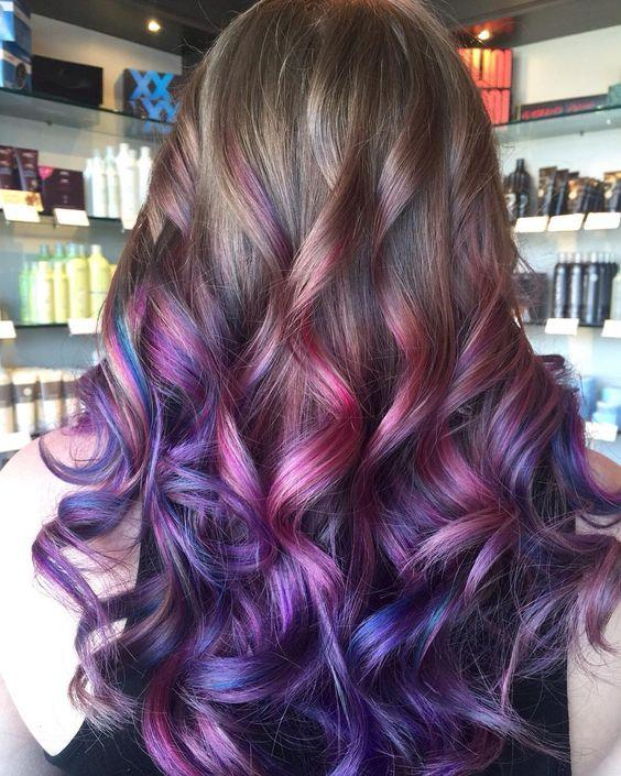 Purple-Jewel-Tones-Balayage