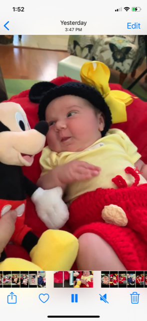 luna rose and mickey pic