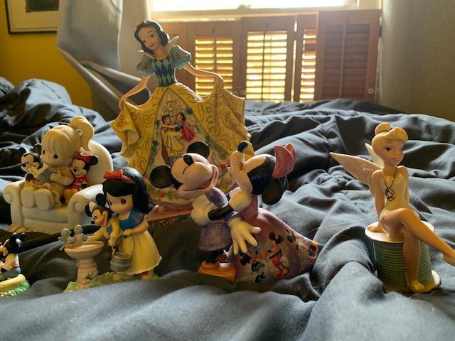 Disney figurines 2