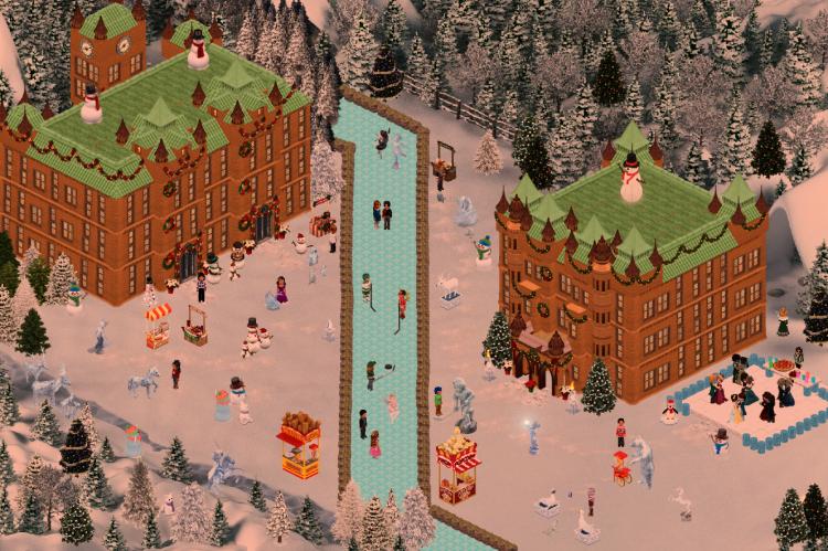 Tatiana Silverheart - 2020 Gingerbread Competition - Winterlude in Ottawa, Canada