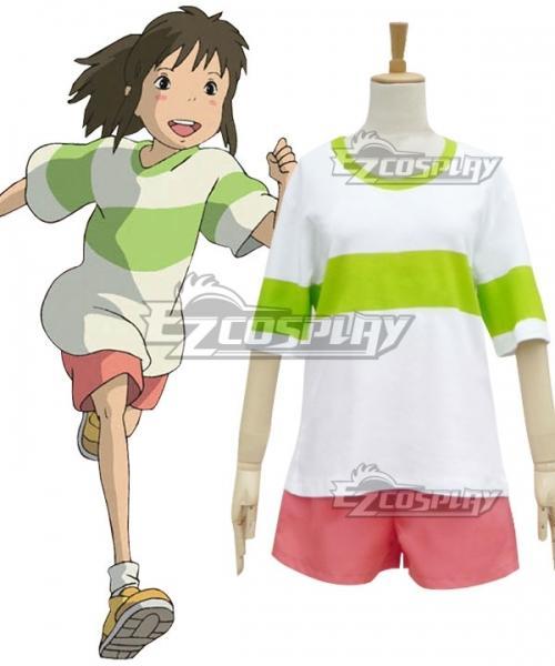 hayao_miyazaki_sen_to_chihiro_no_kamikakushi_spirited_away_ogino_chihiro_cosplay_costume