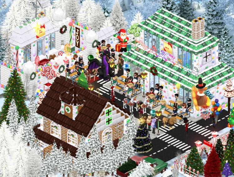 Contest Entry - Christmas Parade